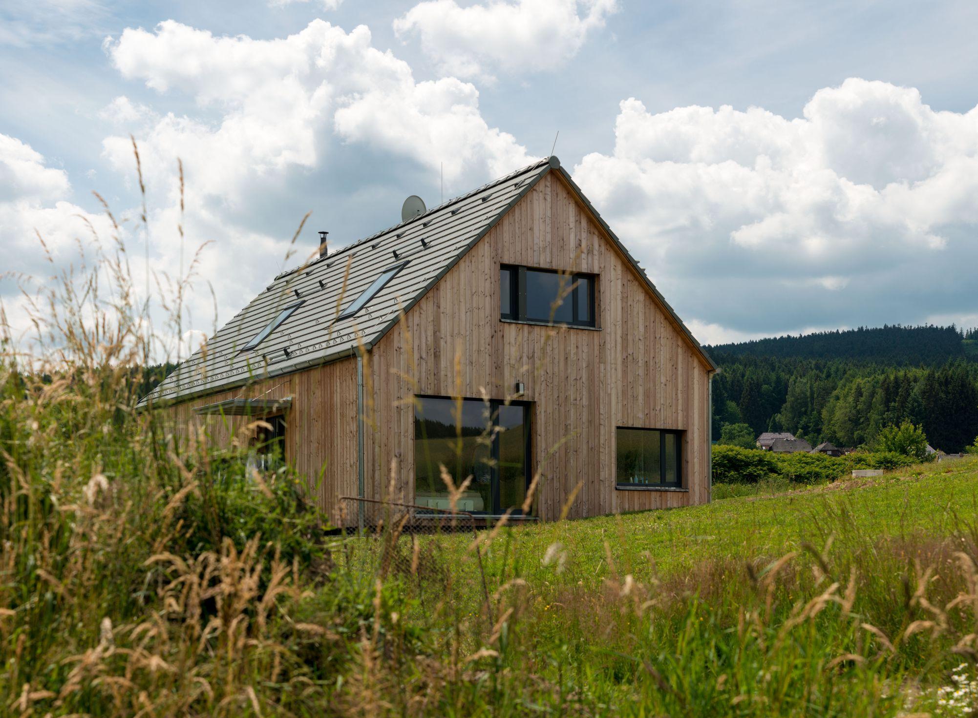 Dům s výhledem na Čerchov