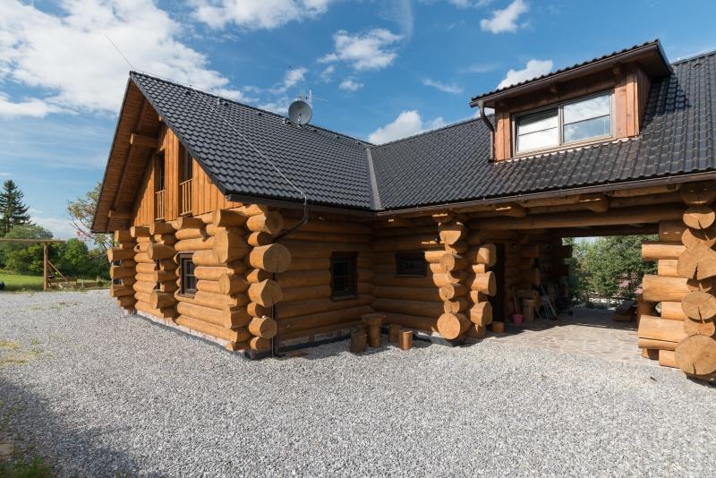 Ručně vyrobený domov