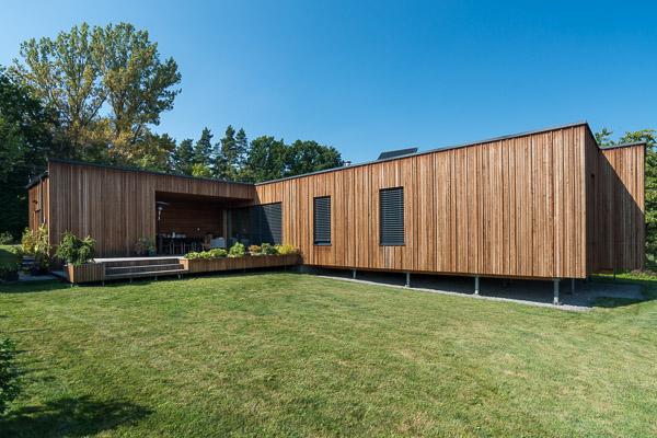 Jednoduchost je dřevostavby ctnost