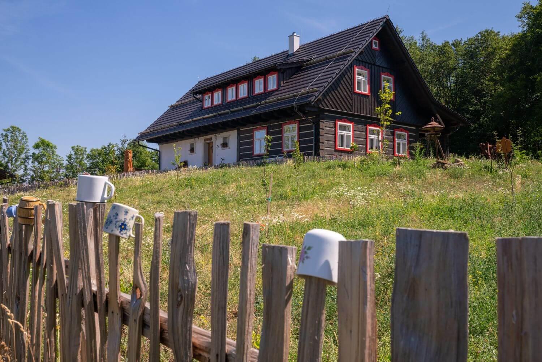 Vysněné bydlení v tadičním stylu