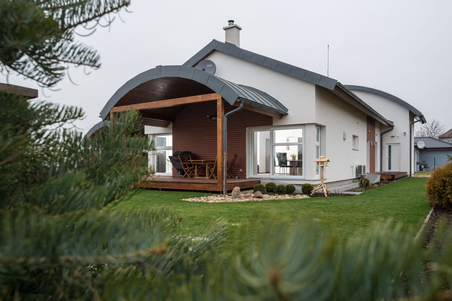 Praktický dům pro cestovatele