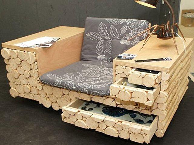 Nápady ze dřeva