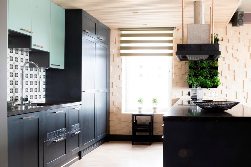 YIT Finsko Green Family kitchen 2 mala