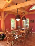 Timber Frame Home Design McKinleySmith 040